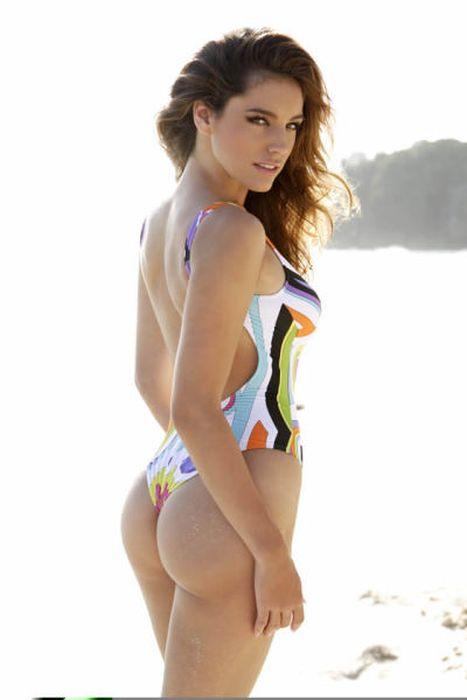 Сексуальные попки знаменитых девушек (85 фото)