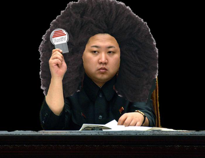 Подборка фотожаб на Ким Чем Ына (20 фото)