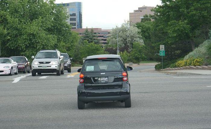 Самые парадоксальные автомобильные законы в США (7 фото)