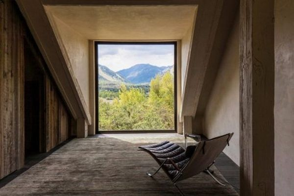 Шикарные дизайнерские интерьеры (40 фото)