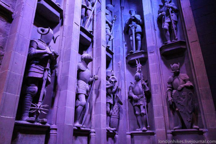 Музей Гарри Поттера на окраине Лондона (104 фото)