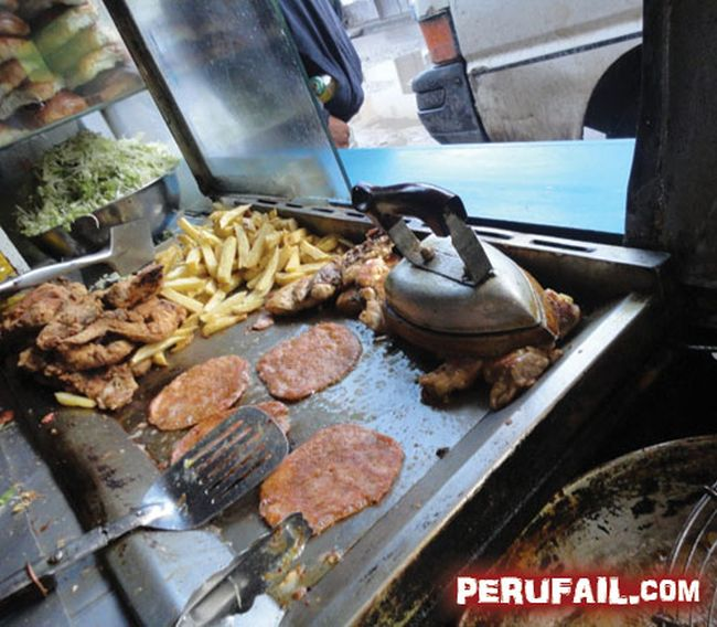 Только в Перу (41 фото)