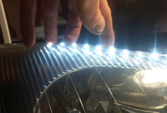 Как сделать светодиодные фары своими руками ?  (30 фото)
