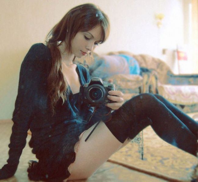 Красивые девушки от природы 42 фото