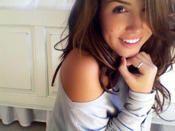 фотосеты красивой девушки