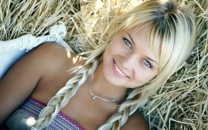 Девушки красивые фотографии
