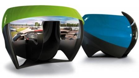 Самый реалистичный гоночный симулятор от Ariel Motor Company