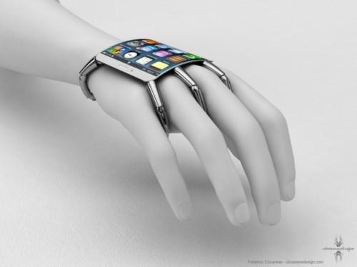 Очередной концепт iPhone от Федерико Чиккарезе