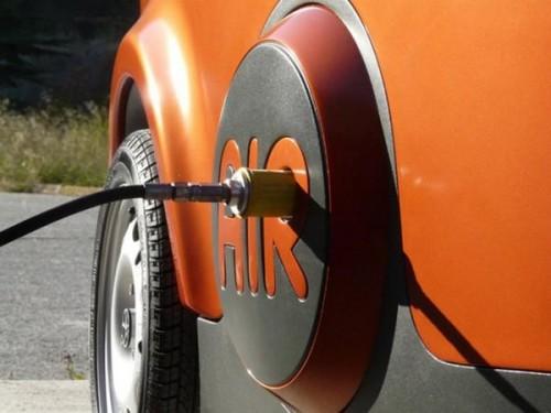 Tata AIRPOD — пневматический автомобиль будущего