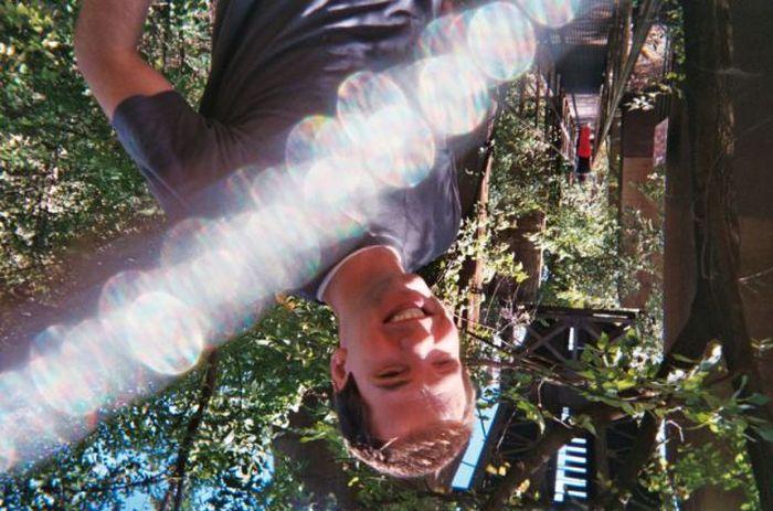 Интересный эксперимент с закрепленным на столбе фотоаппаратом (28 фото)