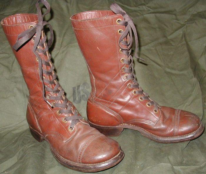 Американская армейская обувь (54 фото)