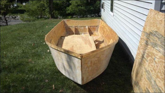 Как сделать лодку своими руками (35 фото)