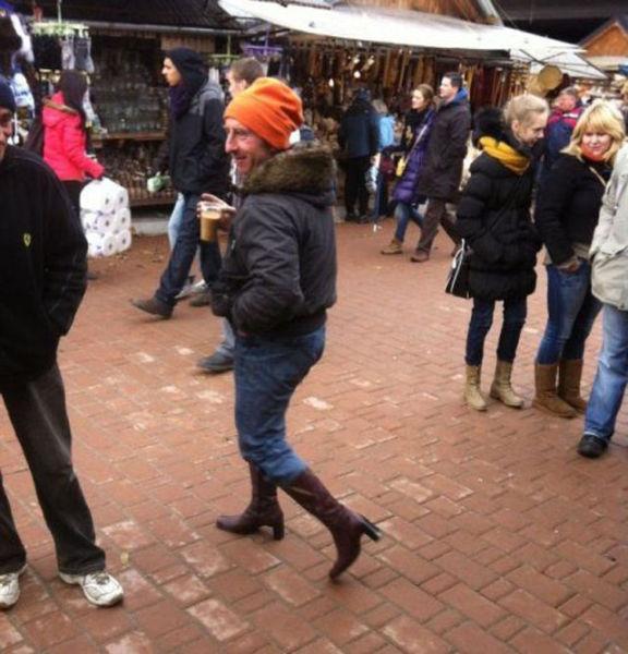 Странные люди делают странные вещи (53 фото)