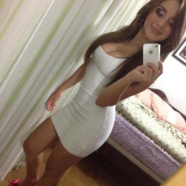 Красивая девушка с тяжелой грудью частное фото 509-309