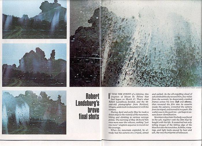 Последний кадр Роберта Лансбурга (15 фото)
