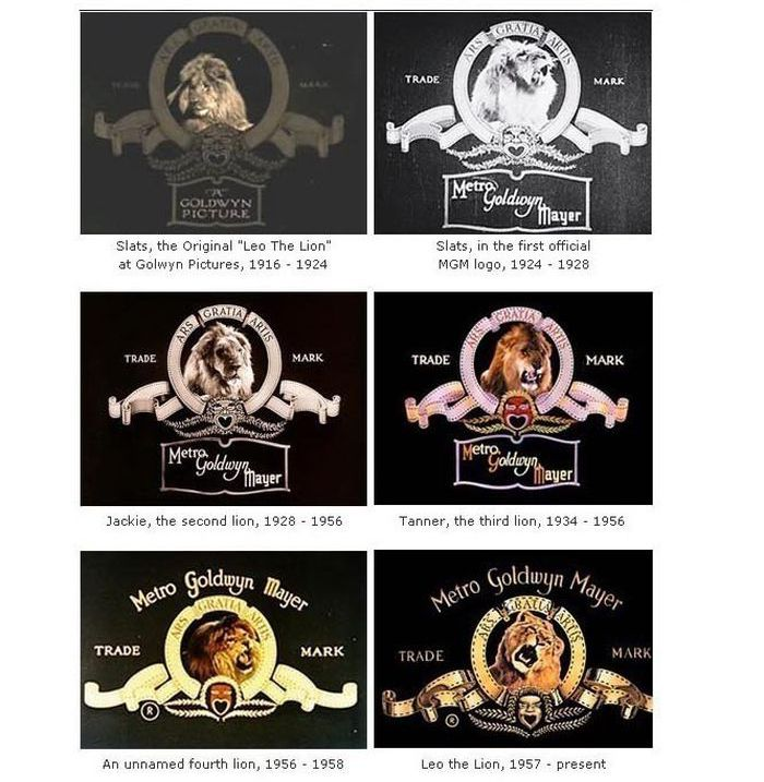 Кто придумал логотипы крупнейших кинокомпаний (10 фото)