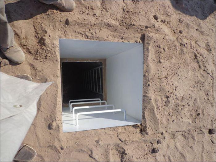 Строим свой персональный бункер, чтобы спастись от апокалипсиса (44 фото)