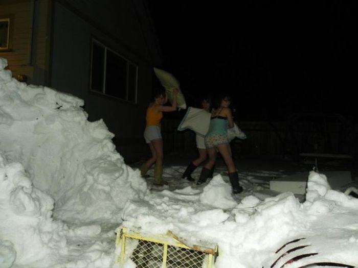 Не страшны нам морозы и стужа (80 фото)